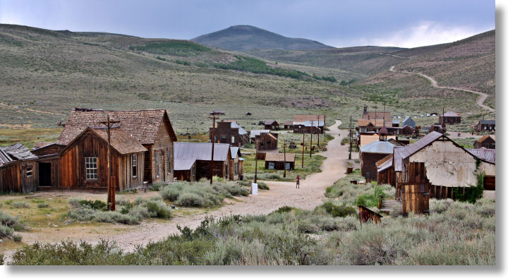 Bodie Highlights: Green Street