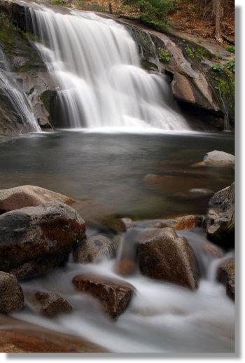 Yosemite Hikes Carlon Falls
