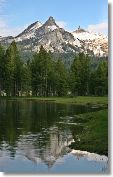 Tuolumne Meadows and Cathedral Peak