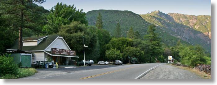 El Portal Ca >> Yosemite Lodging El Portal California