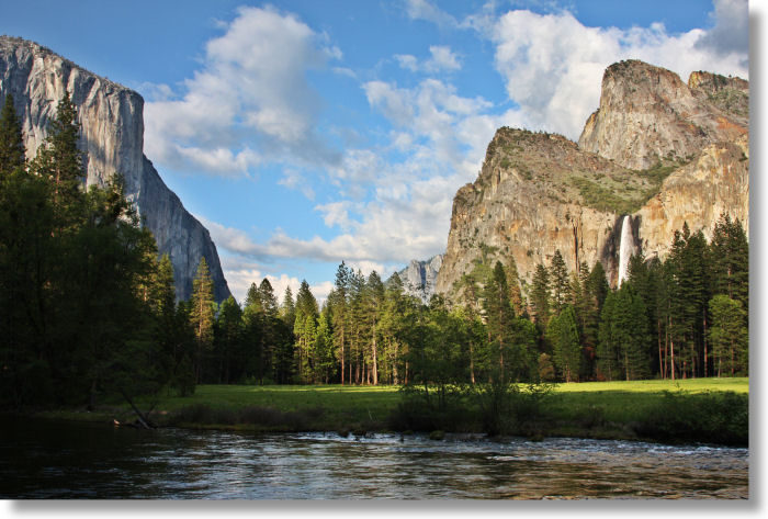 Yosemite Valley (California, USA)
