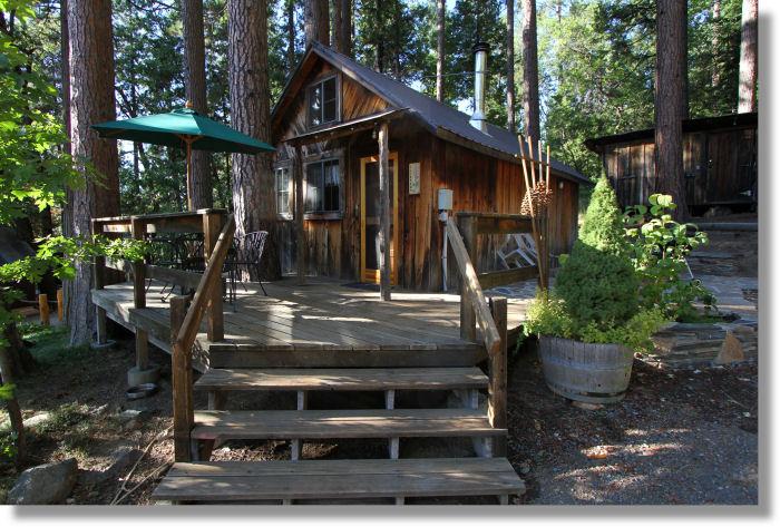 buck meadows lodging sunset inn yosemite cabins