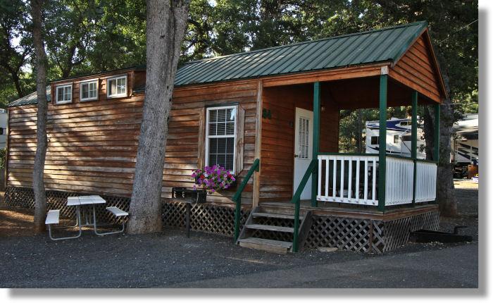 Yosemite ridge resort family cabin for Yosemite vacation cabins