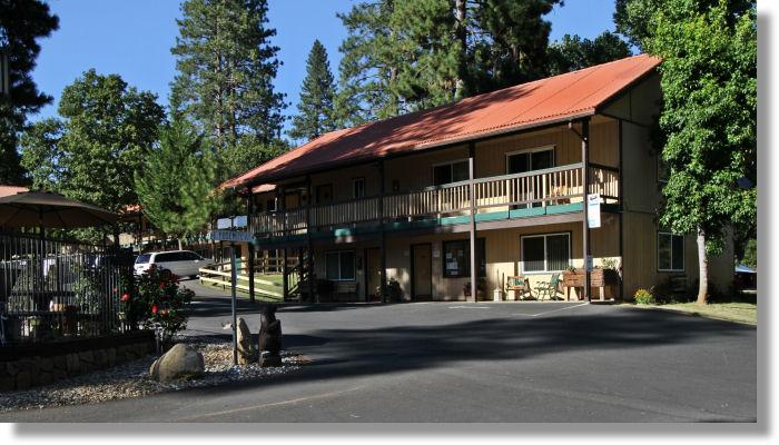 Buck Meadows Lodging The Yosemite Westgate Lodge America