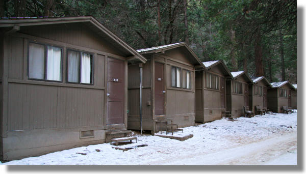 Cabins At Curry Village