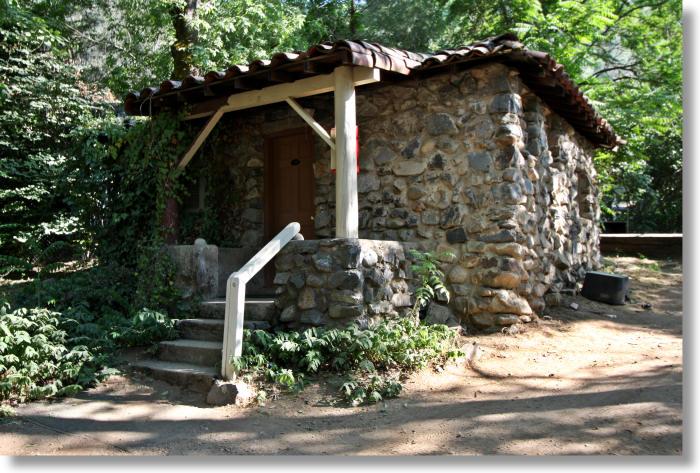 Indian Flat Rv Park Cabin