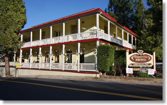 The Groveland Hotel Groveland Ca