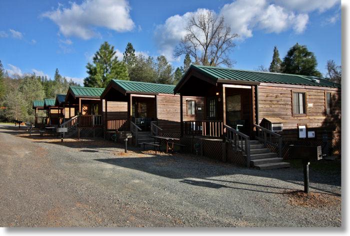Yosemite pines rv resort groveland california for Yosemite vacation cabins