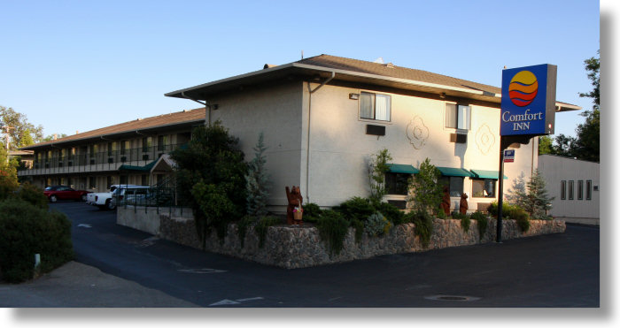 Comfort Inn - Oakhurst, California | 700 x 371 jpeg 61kB