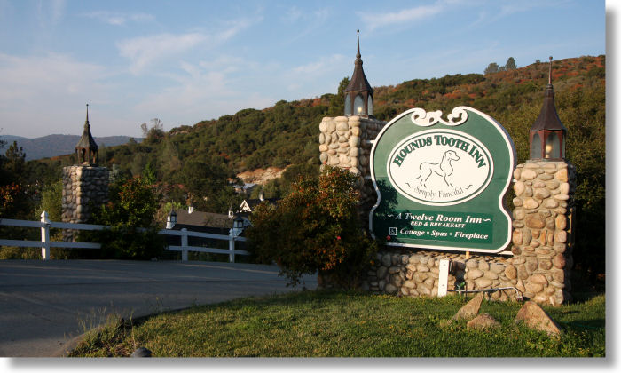 Hounds Tooth Inn Bed Breakfast