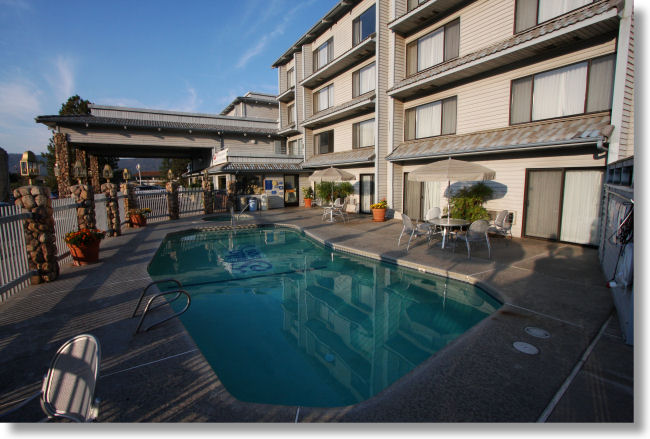 Yosemite Southgate Hotel Oakhurst California