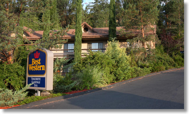 Yosemite Hotels Yosemite Gateway Inn Oakhurst California