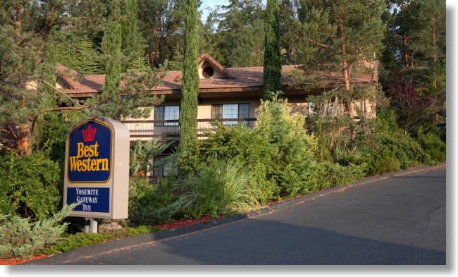 Yosemite Gateway Inn Oakhurst California