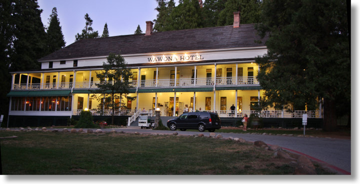 The Wawona Hotel, Yosemite National Park