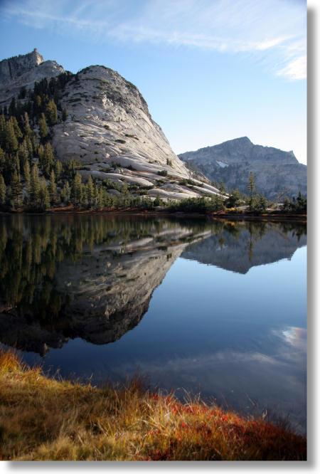 Yosemite Essentials Cathedral Lakes