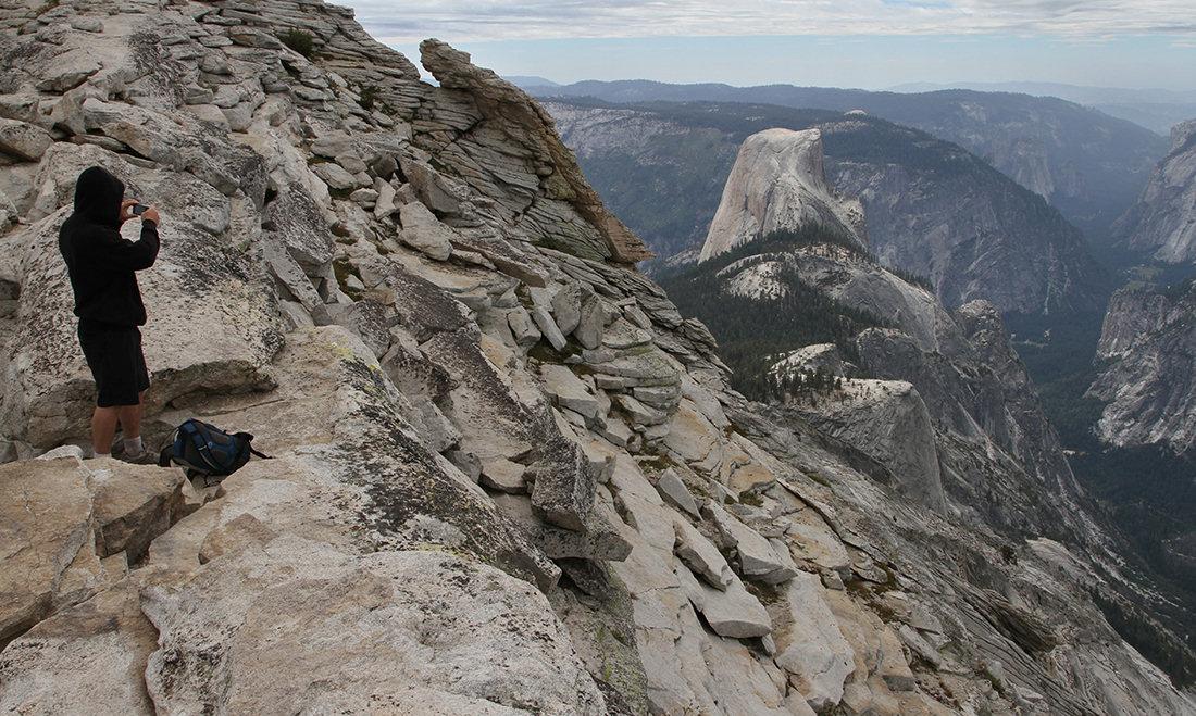 30498cc6c7a8 Yosemite Hikes  The Clouds Rest Trail