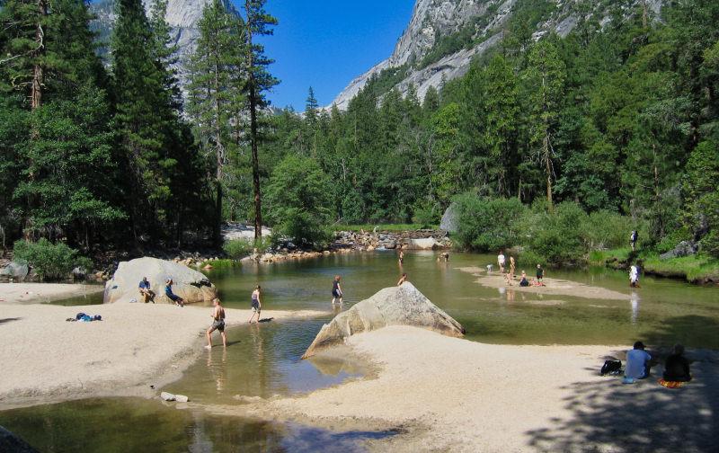 Yosemite Hikes: Mirror Lake and Tenaya Canyon