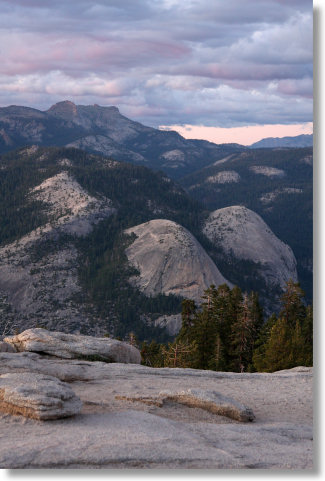 Sentinel Dome Hiking Guide
