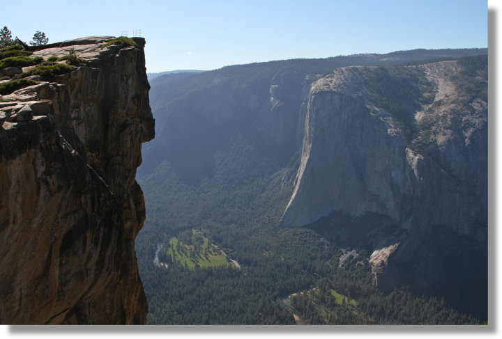 Pohono Trail Highlights Taft Point