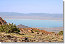 Mono Lake and Owens Valley
