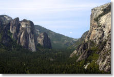 Cathedral Rocks & El Capitan