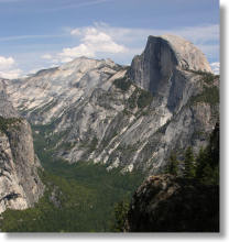 Half Dome & Clouds Rest thumbnail